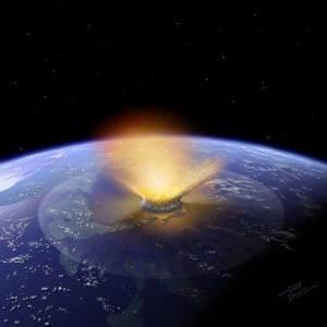 Asteroid Extinction Picture