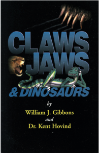 Claws Jaws & Dinosaurs