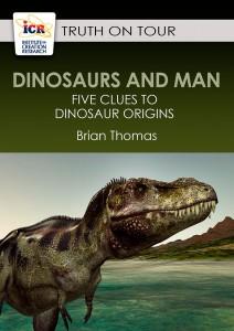 Dinosaurs and Man by Brian Thomas - ICR
