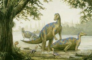 Hadrosaurus Swamp
