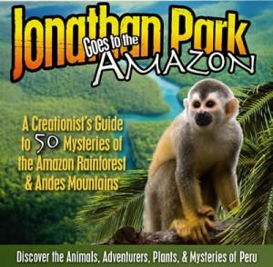 Jonathan Park DVD