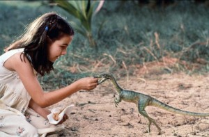 Jurassic Park Compy