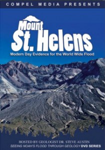 Mt St. Helens DVD by ICR