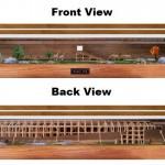 Noah's Ark Diorama