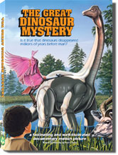 The Great Dinosaur Mystery DVD pic