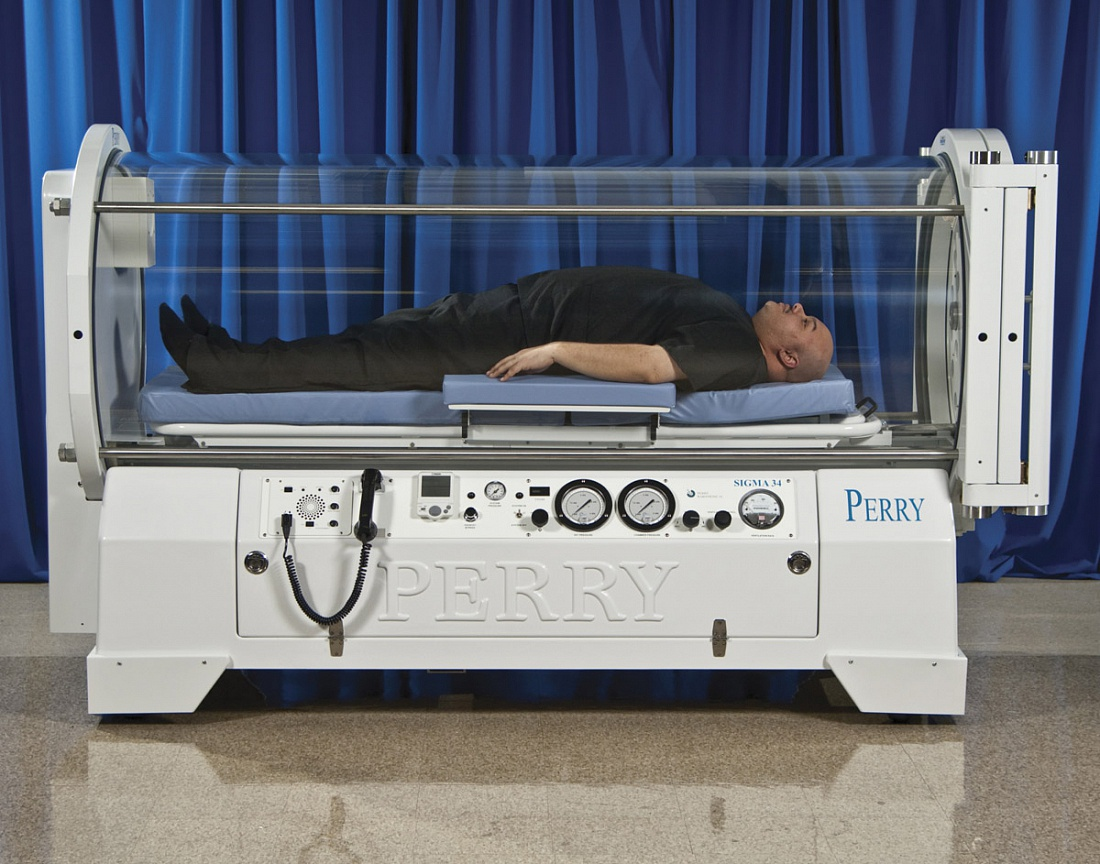 how to build a hyperbaric chamber