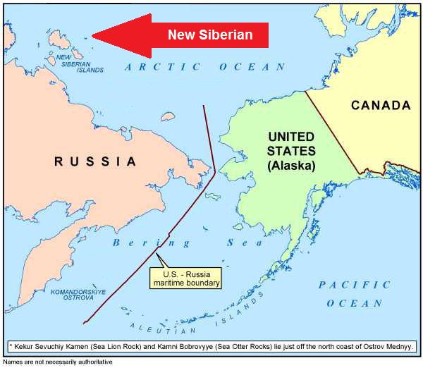 Islands Of New Siberia