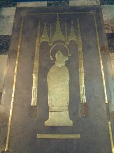 Bishop Bell's Tomb