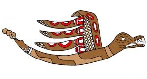 Moundville Winged Serpent
