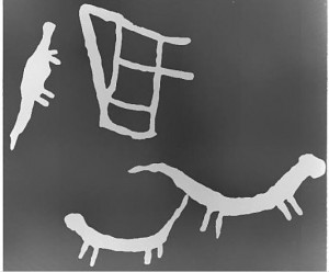 Rhodesia Cave Painting