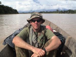 Woetzel in Amazon Dugout