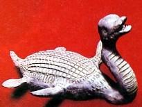 Acambaro Plesiosaur