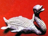 Acambaro Plesiosaurus