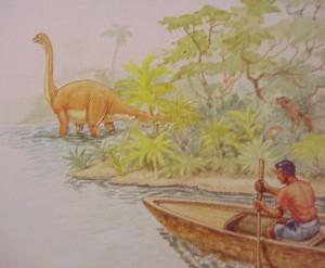 mokele canoe