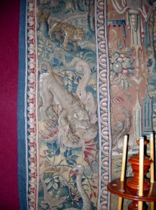 Tapestry Depiction