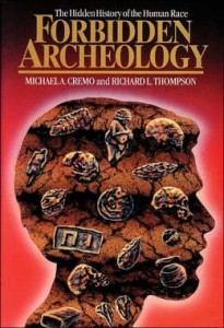 Forbidden Archaeology book